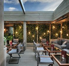The Terrace at Belgraves - A Thompson Hotel Outdoor Restaurant Design, Terrace Restaurant, Farmhouse Restaurant, Vejle, Terrace Design, Cafe Design, Outdoor Seating, Outdoor Decor, Best Rooftop Bars