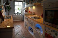Kitchen 2 Kitchen Cabinets, Boho, Home Decor, Homemade, Kitchen Cupboards, Homemade Home Decor, Bohemian, Decoration Home, Kitchen Shelves