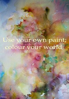 Color your world with your own colors