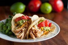 Copycat Cafe Rio Shredded Chicken Taco Recipe