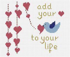 oiseau amour
