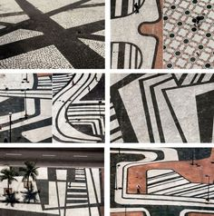 lambtime:  roberto burle marx's paving patterns are out of this world.  i cannot even handle it.