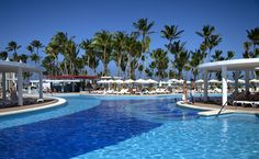 Riu Punta Cana, Domincan Republic. This is where Justin and I are going when we pay off our debt!! A vacation paid completely in CASH!!!
