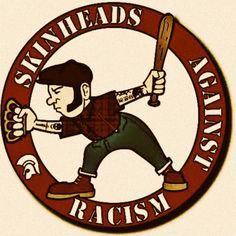 rudeboyonline:SKINHEADS AGAINST RACISM!
