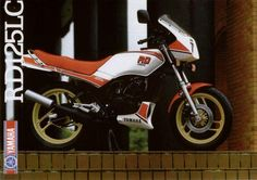 RD 125LC, 1985-1986