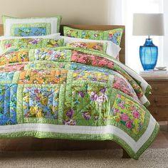 Dawn's Garden Quilt