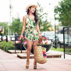 """Pin for Later: 16 """"Petite""""-Blogger, die Mode für kleine Frauen ganz groß machen Cute and Little"""