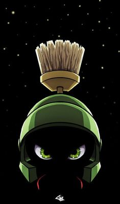 Marvin the Martian #MarvintheMartian #LooneyTunes #MerrieMelodies