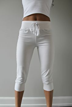 bf9218a2fd79e5 Co&Bam's 3/4 slim joggers with cotton draw-cord AKA jogger, sportswear,  yogawear, yoga pants, gym pants, trousers