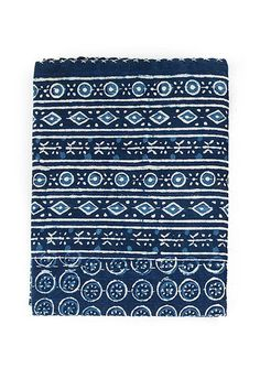 Mothology.com - Indigo Dyed Throw with Kantha Stitch, $149.95 (http://www.mothology.com/indigo-dyed-throw-with-kantha-stitch/)