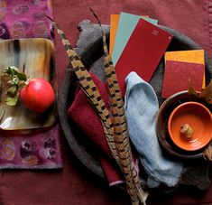 Picture This: A Fall Burgundy-Inspired Mood Board for Bedrooms and Living Rooms | Blog | HGTV Canada
