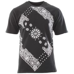 Black Scale Couvre T-Shirt - Black