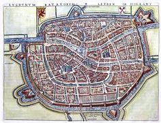 Afstudeercadeau Leiden 1581 Guiccardini