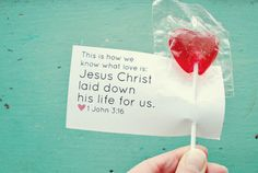 Great for kids church valentines day craft ! Doing this with my class!! :)