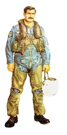 Oficial Piloto de Fuerza Aerea