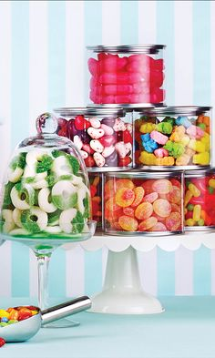 Candy Club experts study taste profiles, texture, color and aesthetic palettes so you get the best selection of candies every month!