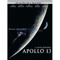 Blu-ray Apollo 13, UHD + BD, CZ dabing | Elpéčko - Predaj vinylových LP platní, hudobných CD a Blu-ray filmov Apollo 13, Movie Posters, Film Poster, Billboard, Film Posters