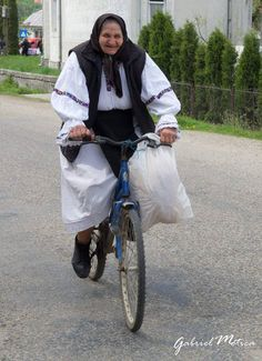 Maramureș, Romania packages and a skirtbike, inspiration and respect.