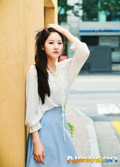 Kim Sae-ron (김새론) - Picture @ HanCinema :: The Korean Movie and Drama Database Kim Sae Rom, Korean Actresses, Actors & Actresses, Hi School Love On, Asian Celebrities, Kpop Fashion, Asian Style, Beautiful Actresses, Korean Girl
