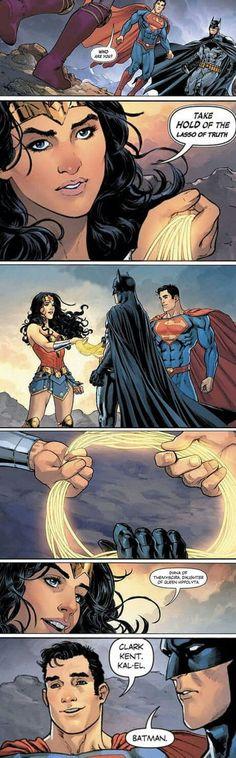 Gotta love batman....