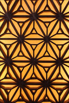 組子 Wood Patterns, Textures Patterns, Bullet Journal Frames, Pattern Art, Pattern Design, Japanese Lighting, Japanese Taste, Japanese Woodworking, Woodworking Ideas