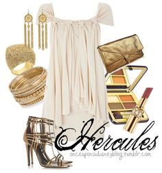 hercules inspired*** just found my wedding look!!!!!!
