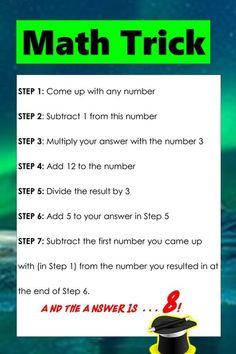 Blog Post - Fun Math Trick