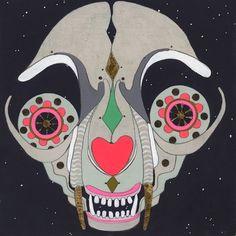 Skull // JENNIFER DAVIS