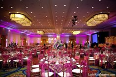 Fancy Indian wedding decor! So beautiful! Aline