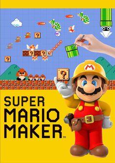 El aniversario 30 de Mario y Super Mario Maker son pura coincidencia