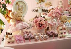 Ursinhas confeiteiras: tema para uma festa de aniversário deliciosa