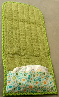 Sew What: Changing Pad and Pocket