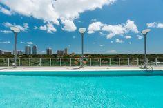 Swimming Pool - Nordica Condos #Miami #RealEstate