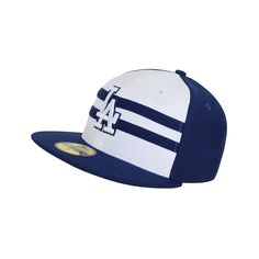 Gorra New Era MLB 59FIFTY Los Angeles Dodgers Gorras Planas 04f068d7d00