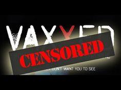 Vaxxed censurato anche in Italia: di cosa si ha paura?