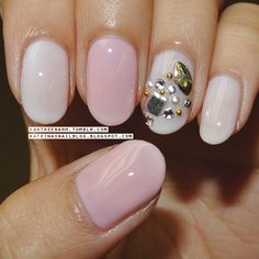 #studded #nailart