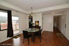 2 bdrm, 2 bath penthouse condo  - vacation rental in Arlington, Virginia. View more: #ArlingtonVirginiaVacationRentals