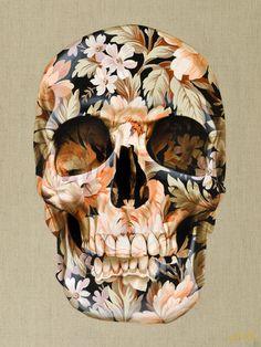 Skull by Gerard King