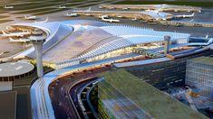 46 Ideas De Aeropuertos Aeropuertos Aeropuerto Arquitectura