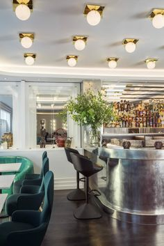 Tom Dixon gets inspired by Victorian explorers and collectors at new London restaurant Bronte...