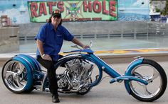 Custom Motorcycles From The 2012 Daytona Rat's Hole Bike Show