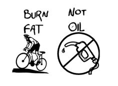 Burn Fat Not Oil from Starling Fitness