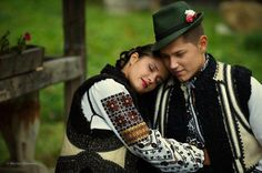 Dragobete is a traditional Romanian holiday originating from Dacian times and… Folk Costume, Costumes, Beautiful World, Most Beautiful, Romania People, Romanian Girls, Visit Romania, Bucharest, Traditional Art