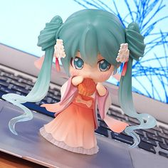 ==> [Free Shipping] Buy Best 10cm Hatsune Miku Japanese Figure Toys Commercial ver Wholesale - Retail Figma Anime Action Figure Racing MIKU Model SB009 Online with LOWEST Price | 32793172477