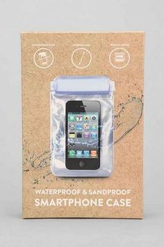UO Custom Waterproof iPhone Pouch - Urban Outfitters