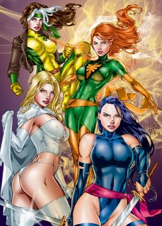 emma frost and jean grey - Pesquisa Google