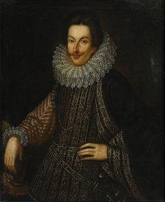 Portrait de CosimoII de Médicis, grand-duc de Toscane, d'après Justus Sustermans