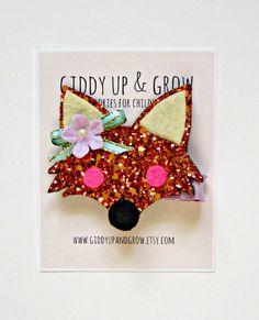 Bright Felt Flowers Headband with vintage by giddyupandgrow