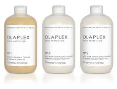 Prevent Damage. Repair Hair. Discover the three step system that completely changes the game. Olaplex produces incredibly healthy hair.