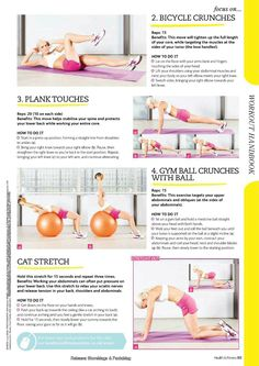 Health & Fitness Waist Sculpting Workout Part 2